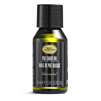 UNSCENTED PRE-SHAVE OIL 30ML
