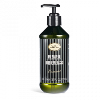 UNSCENTED PRE-SHAVE OIL LARGE PUMP 240ML