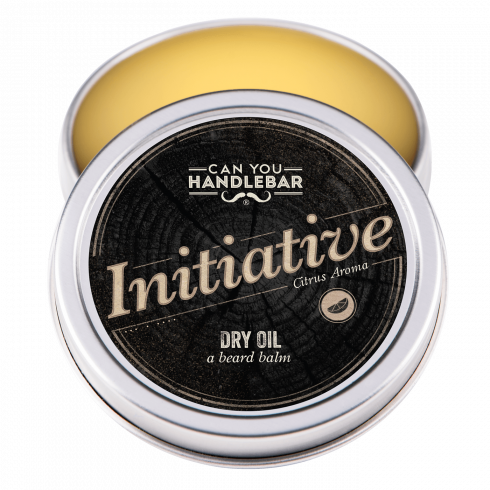 BEARD DRY OIL 2OZ - INITIATIVE - CITRUSY SCENTED