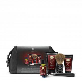 Morris Park TRAVEL KIT Sandalwood