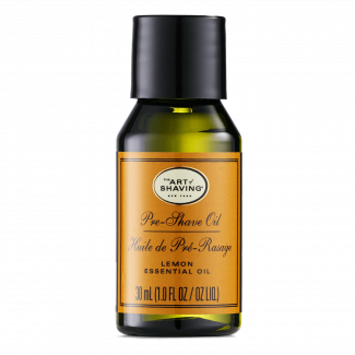 PRE-SHAVE OIL 1OZ LEMON- TRAVEL