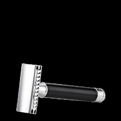SAFETY RAZOR R106 SHORT BLACK