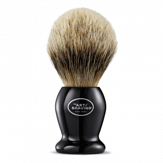SH BRUSH S-TIP BADGER BLACK #3