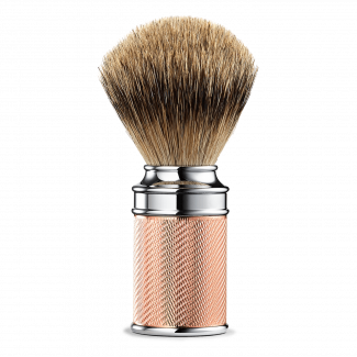 SHAVING BRUSH RGOLD