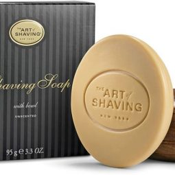 SH/SOAP W/BOWL UNSCENTED